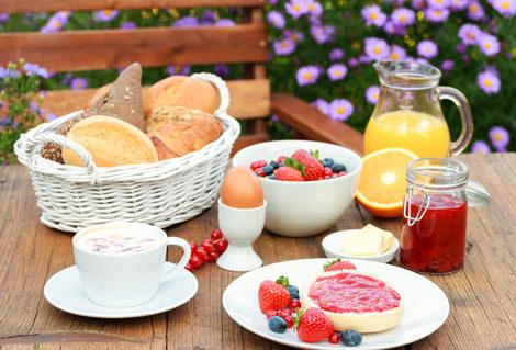 Frühstücken bei Wassermann in Telgte